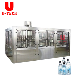 12000 ~ 13000BPH Small Bottle Water Filling Machine