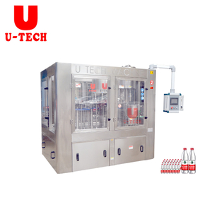 2000BPH Automatic Small Water Bottling Machine Plant Price