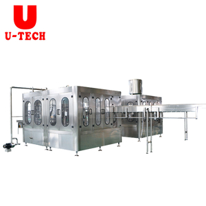 25000BPH Water Filling Bottling Machine Production Line