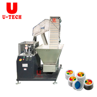 High Speed Automatic Cap Folding Machine